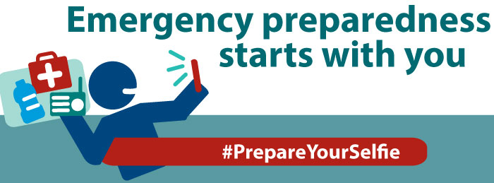 Emergency Preparedness starts with you